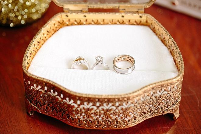 Swooning on this stunning ring shot!