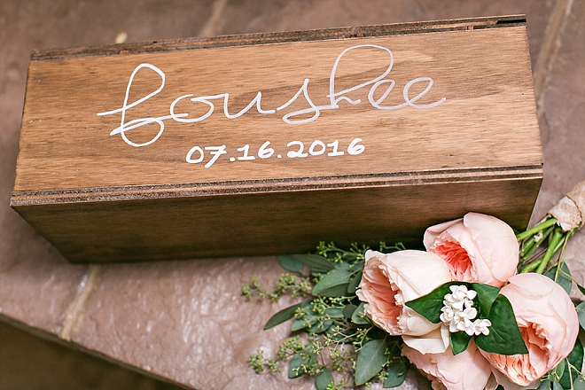 Darling details at this stunning South Carolina wedding!