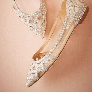 35 Pairs Of Bride Bridesmaid Flats For Your 2017 Wedding