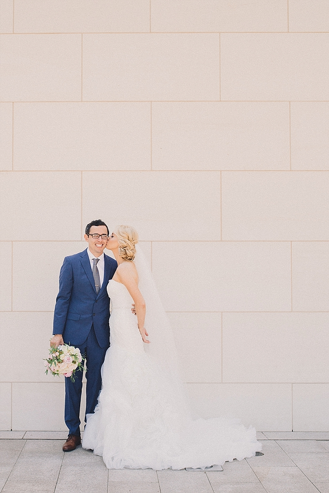 We cannot get over this swoon worthy DIY filled wedding!