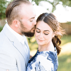 Swooning over this gorgeous e-sesh!