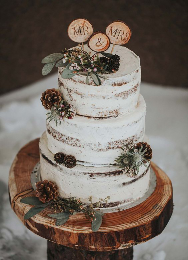 15 Festive Ideas To Add A Touch Of Christmas To Your Wedding!