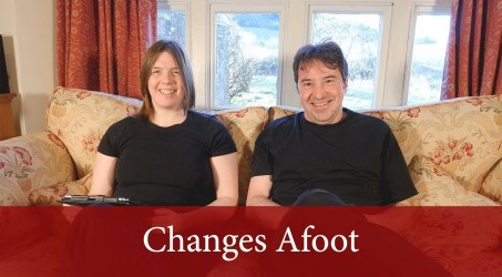Changes Afoot! And Good News From Aus – Friday Show 01