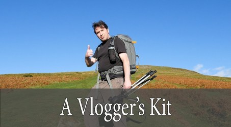 Our Vlogging Camera Kit- What's In The Bag?