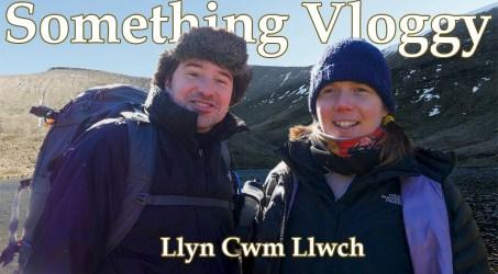 Hiking to Llyn Cwm Llwch