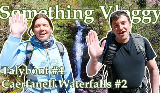 A Wonderful Waterfall Walk Along The Beautiful Caerfanell River #2 (Talybont #4)