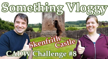 Exploring Skenfrith Castle – A 12th Century Welsh Ruin – CADW Challenge #8