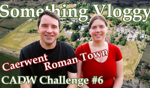 The Roman Town of Caerwent In Wales: CADW Challenge #6
