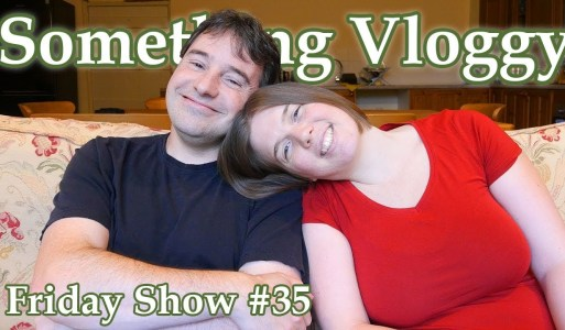 A Windy Day and a Raggy Castle – Friday Show #35