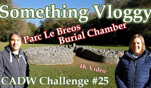 6000 Year Old Neolithic Tomb At Parc Le Breos – CADW Challenge #25