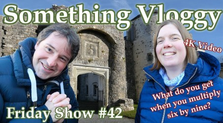 Strange Dreams, A Disgruntled Letter, and Exploring Not Castles – Friday Show #42