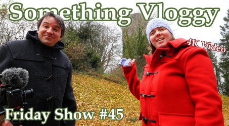 Success! Three Films In One Day! And Tackling Country Roads – Friday Show #45