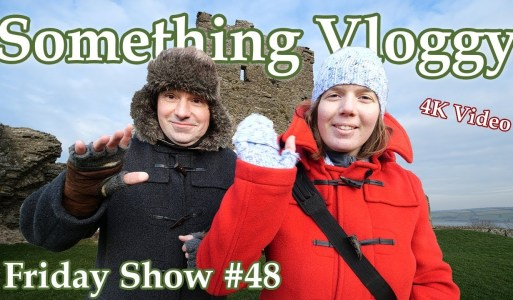 Battling With The Wind And Rain At Dryslwyn – Friday Show #48