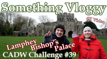 The Luxury Of Lamphey Bishop's Palace – Cadw Challenge 39/130