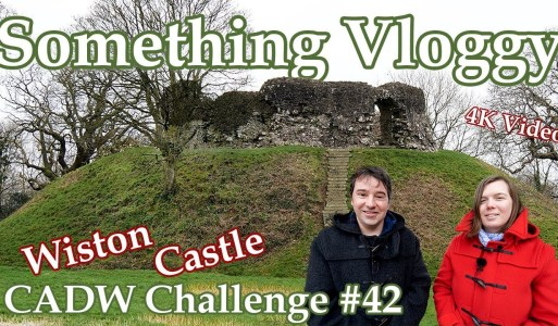 Wiston Castle – What Is A Motte And Bailey Castle? – Cadw Challenge 42/130