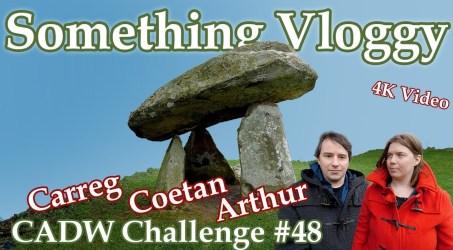 Carreg Coetan Arthur Burial Chamber – Cadw Challenge 48/130