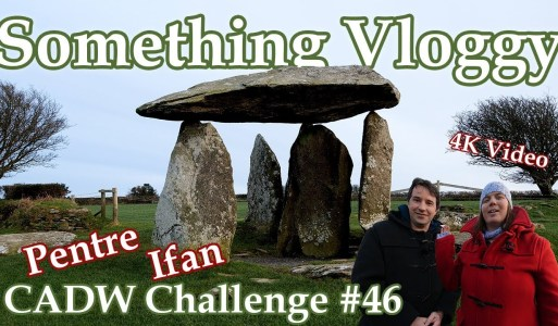 Pentre Ifan Burial Chamber – Neolithic Dolmen – CADW Challenge 46/130