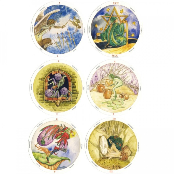 Circle of Life Tarot