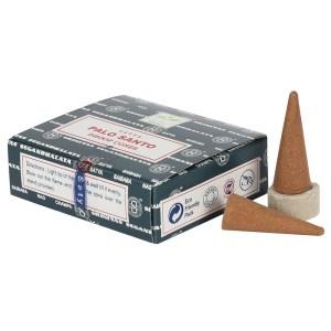 Palo santa dhoop cones