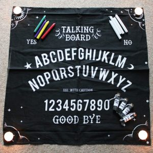 Talking Board Altar Cloth