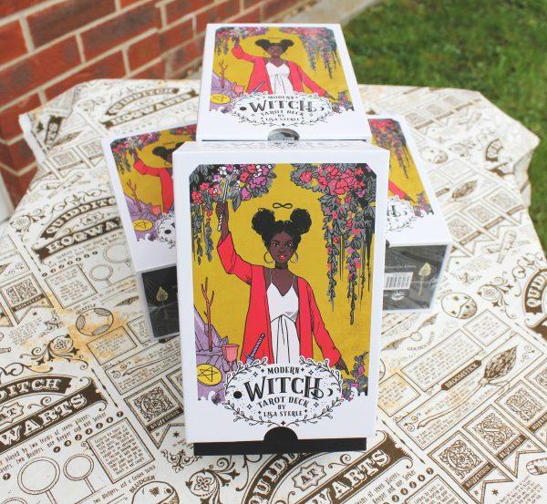 Modern Witch Tarot Cards