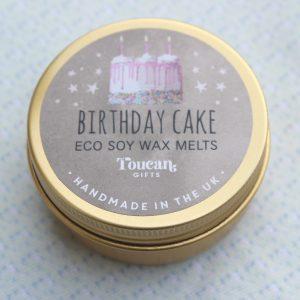 Birthday cake wax melts