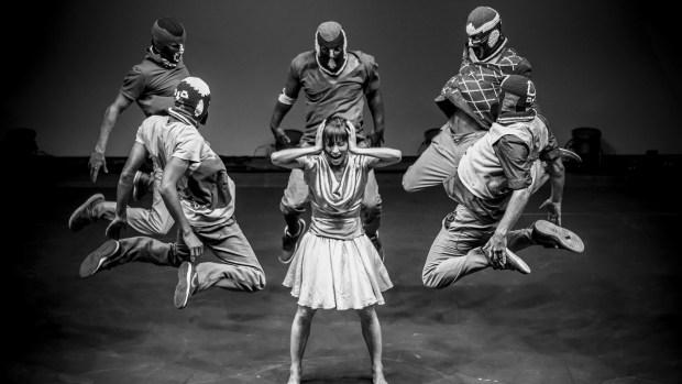Yui Kawaguchi and Flying Steps - Performance