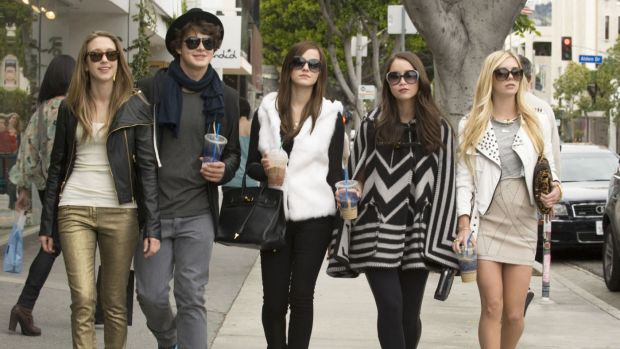 Film-Bling Ring