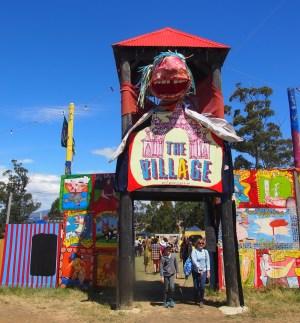 the village at falls festival