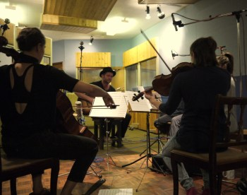 Ford recording with Strings by Bobby Townsend