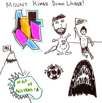 MOUNT KIMBIE BWF canvas