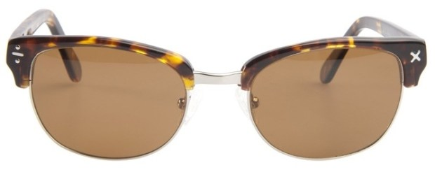 Derek Cardigan 7011 brown-tortoiseshell - rimless $119
