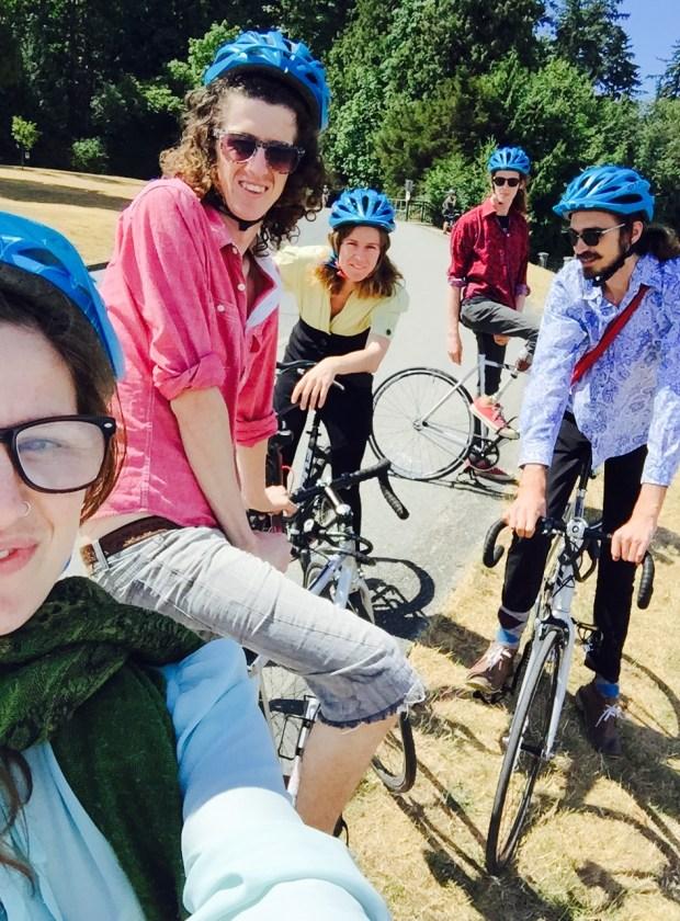 07 stanley park bikes