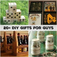 20+ Handmade Gifts Guys will Actually Like - Sometimes ...