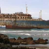 The Story of the S.S. America