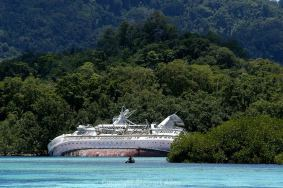 World Discoverer Cruise Ship