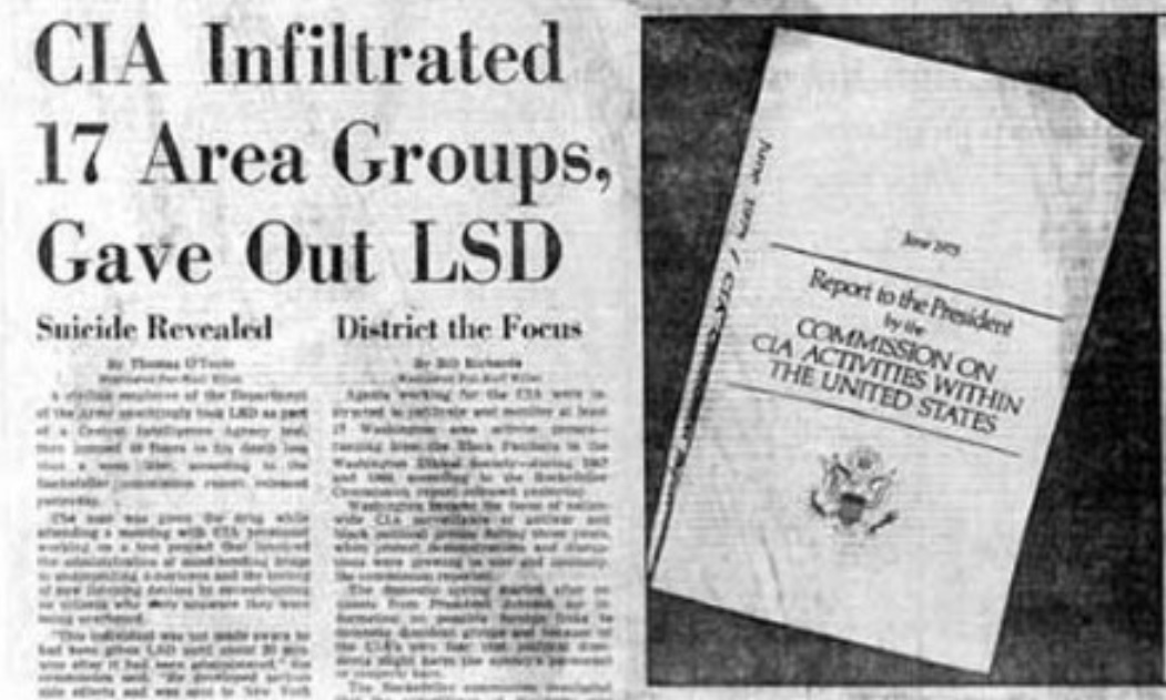 Image result for mkultra