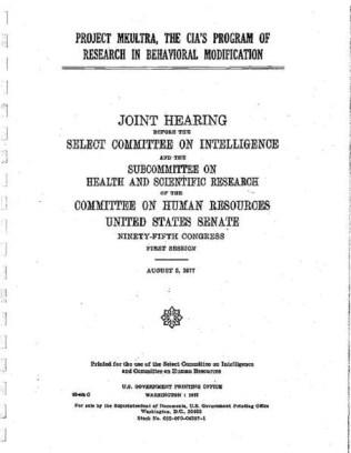 MK Ultra documents