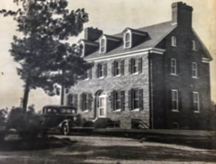Forest Haven superintendent's house