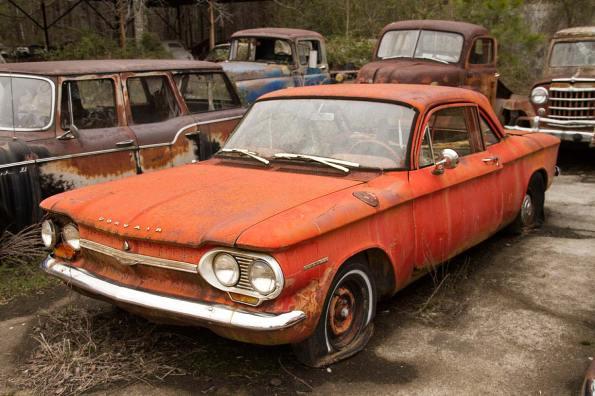 World's Largest Old Car Junkyard Old Car City Usa