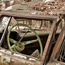 World's Largest Old Car Junkyard: Old Car City U S A