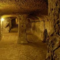 Derinkuyu Cappadocia underground tunnels