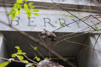 Berry mausoleum (courtesy John Galt)