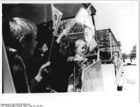 """Children's """"Pendelbusse"""" circa 1971"""