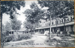 North front, 1913
