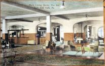 Main living room, 1930s