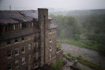 Abandoned Buck Hill Inn Poconos