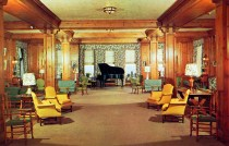 East room, 1950s
