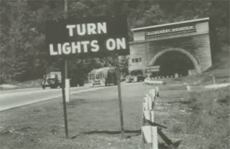 """TURN LIGHTS ON"" for safety"