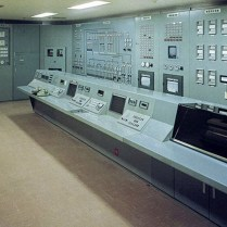 The central control room of the south wing